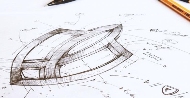 طراحی لوگو خلاق