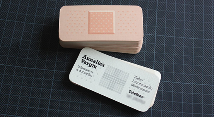 طراحی کارت ویزیت اثرگذار