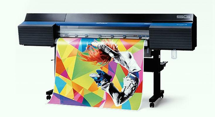 روش های چاپ در ابعاد بزرگ