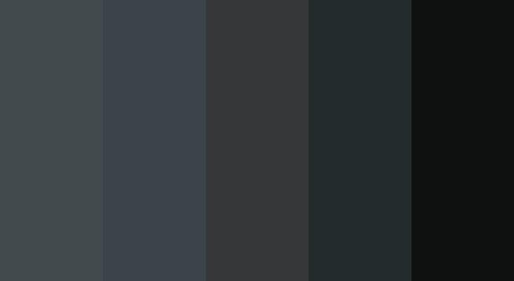 رنگ سیاه در چاپ و طراحی